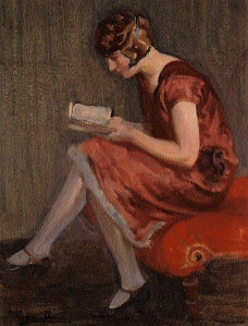 456px-Thorma_Reading_Woman_1928